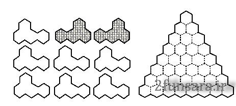 معمای هوش بازی ریاضی 2funsara  طوفان سرا