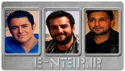 عکس های جدید بازیگران مرد ایرانی