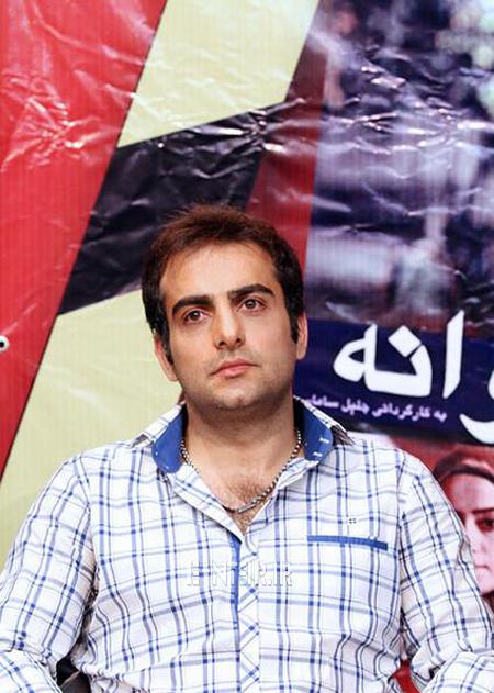 حامد کمیلی در نشست خبری سریال پروانه