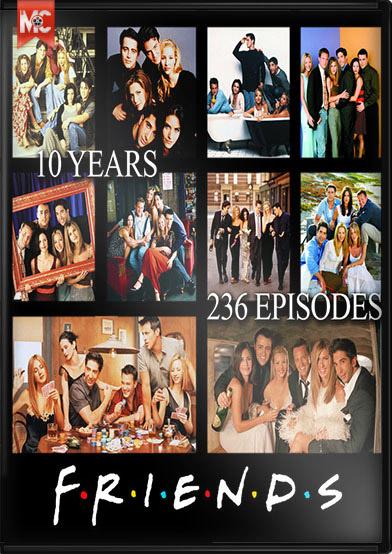 دانلود سریال Friends با لینک مستقیم   سام سریال   SamSerial