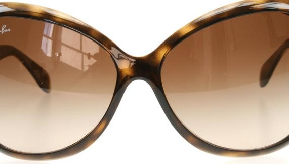 عینک ریبن زنانه 2013 قهو ه ای