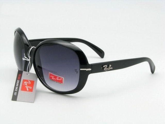 خرید عینک ریبن زنانه 2013 فریم مشکی