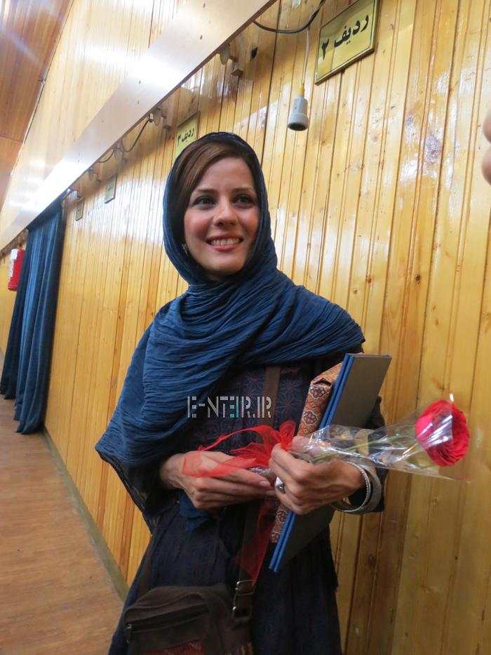 جدید ترین عکس سارا بهرامی بازیگر سریال پروانه