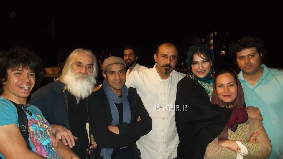 عکس شخصی و جدید لادن مستوفی