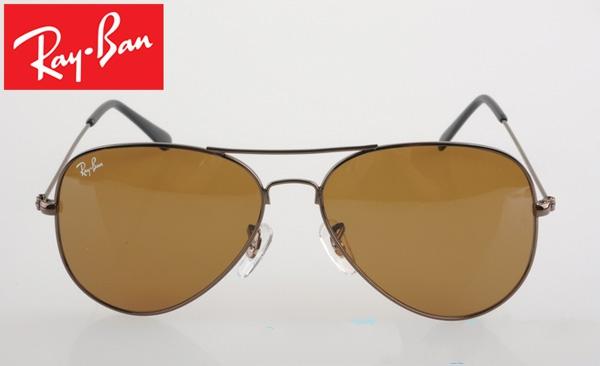 خرید عینک آفتابی ریبن قهوه ای