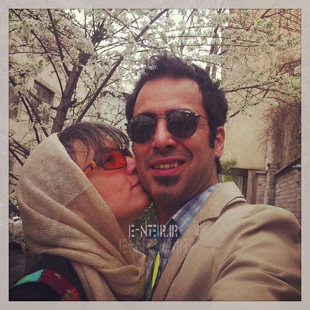 گالری عکس های جدید سحر ولدبیگی و همسرش نیما فلاح