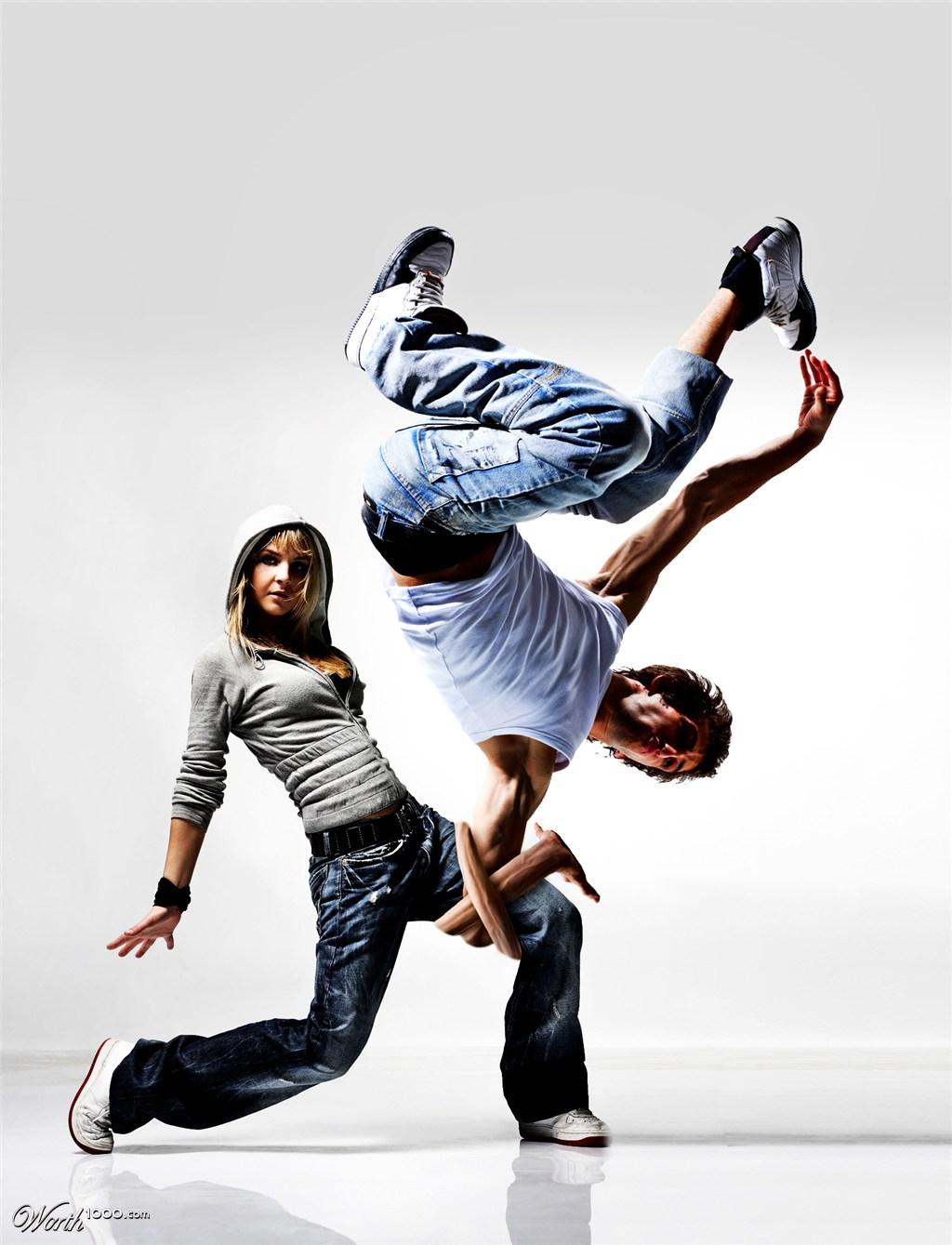 عکس رقص پارکور