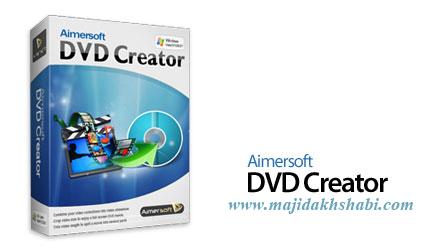 نرم افزار ساخت فیلم های DVD