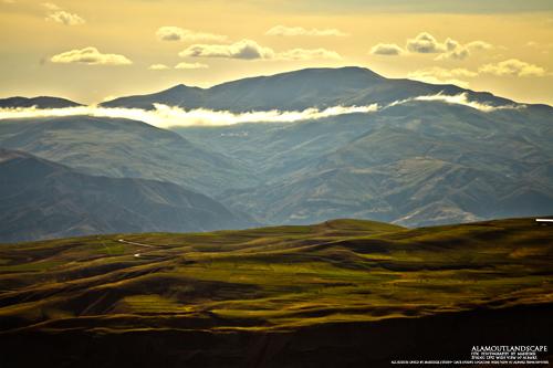 شاه کوه در جاده الموت قزوین