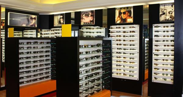 عینک آفتابی فروشی