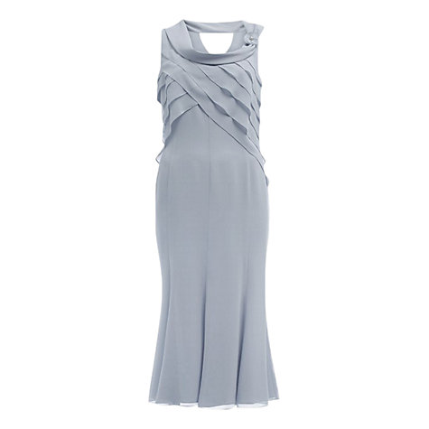 مدل لباس شب زنانه خاکستری