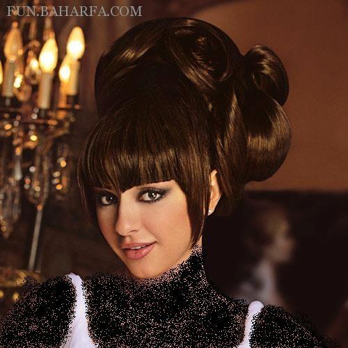 مدل مو Arais