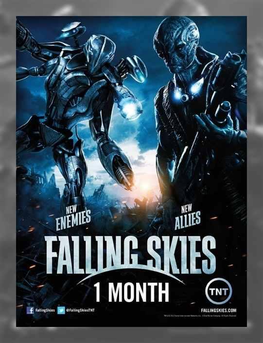 سریال Falling Skies فصل سوم