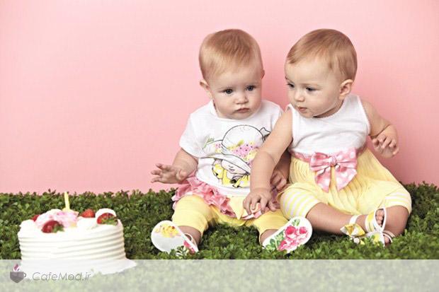 مدل لباس نوزاد تابستانی
