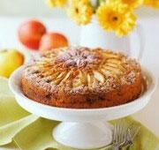 طرز تهیه کیک سیب هلندی