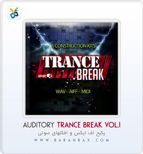 دانلود پکیج FX افکت آهنگسازی Trance Break Vol 1