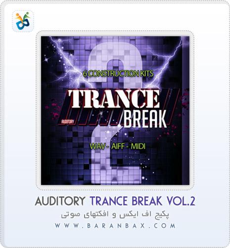 دانلود پکیج FX افکت آهنگسازی Trance Break Vol 2