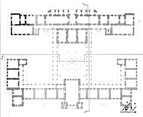 پلان آموزشگاه مارکار