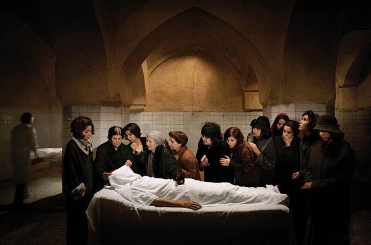 """روایت مصور:"""" به روایت یک شاهد عینی """" صحنه مرگ تراژیک ایرانی"""