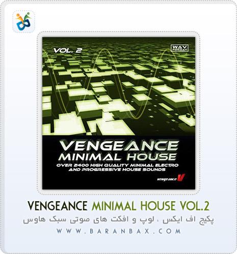 دانلود سمپل و لوپ Vengeance Minimal House Vol 2
