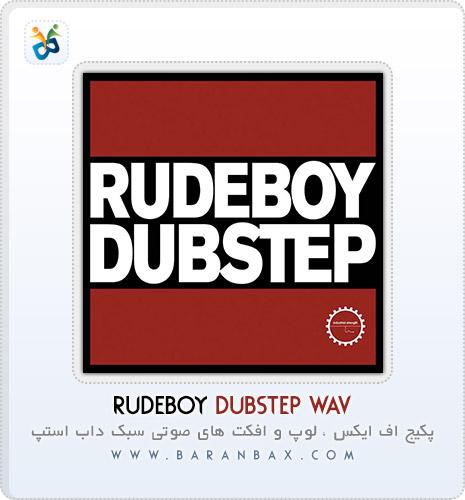 دانلود سمپل و لوپ داب استپ Rudeboy Dubstep