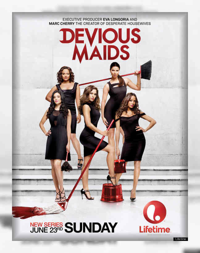 سریال Devious Maids فصل دوم