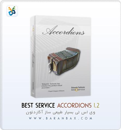 دانلود وی اس تی آکاردئون Best Service Accordions