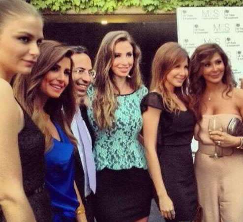 عکس نانسی عجرم و الیسا image Nancy Ajram & Elissa