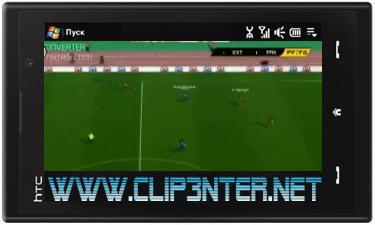 کلیپ گزارشگری فوتبال بهنوش بختیاری در بازی PES 2013