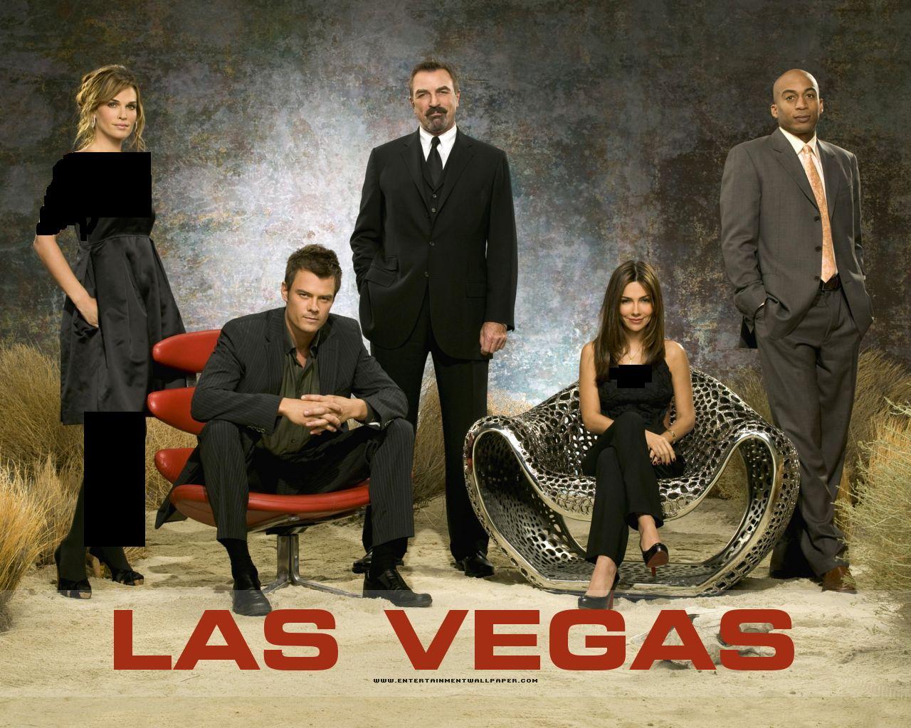 لاس وگاس - 5 فصل کامل - Las Vegas