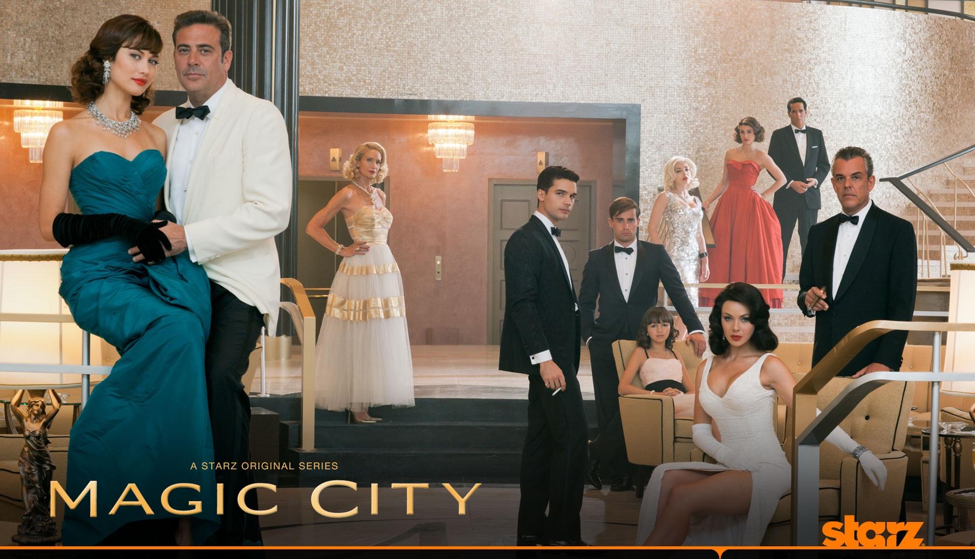 شهر جادویی فصل اول Magic City