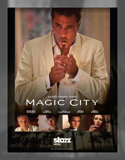سریال Magic City فصل دوم