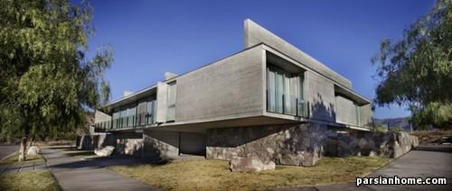 معماری ویلایی در آرژانتین