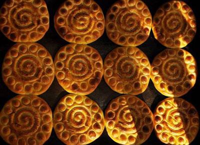 شیرینی مخصوص عید فطر , کلوچه مخصوص عید فطر