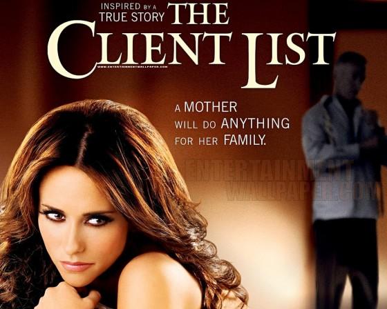 سریال لیست مشتری - The Client List