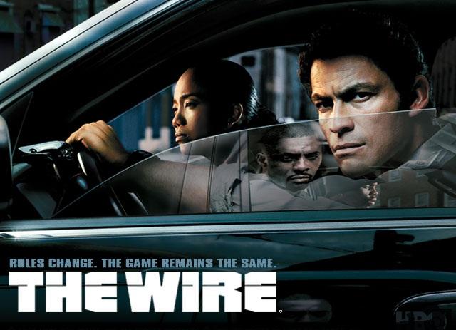 سریال The Wire پنج فصل کامل