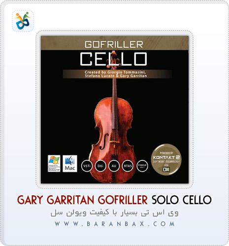 دانلود وی اس تی ویولن سل Gofriller Solo Cello