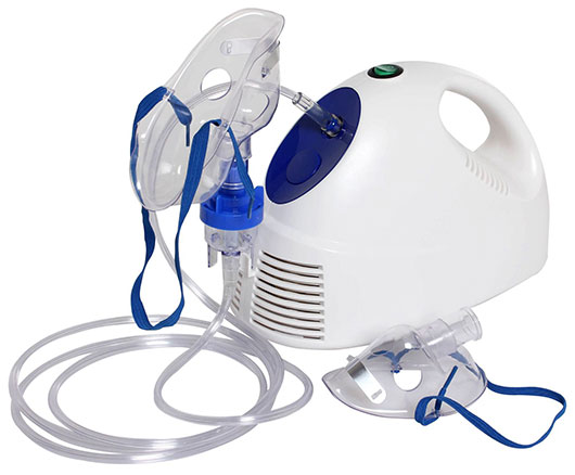Pneumatic Nebulizer with Compressor