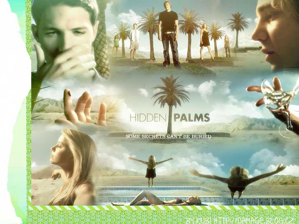نخل های پنهان - یک فصل کامل - Hidden Palms