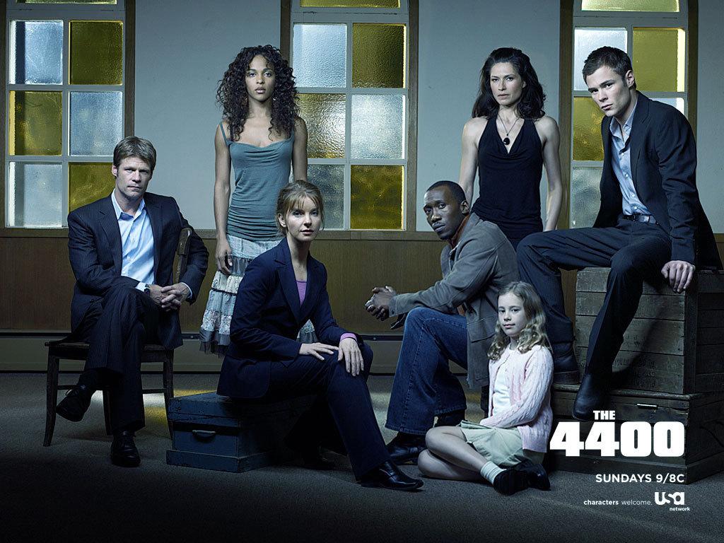 سریال 4400 - 4 فصل کامل - 4400