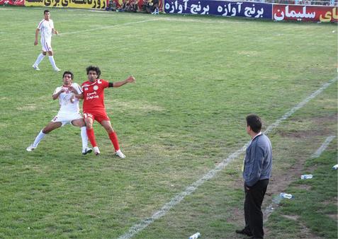 شهرداری یاسوج - تراکتور سازی تبریز