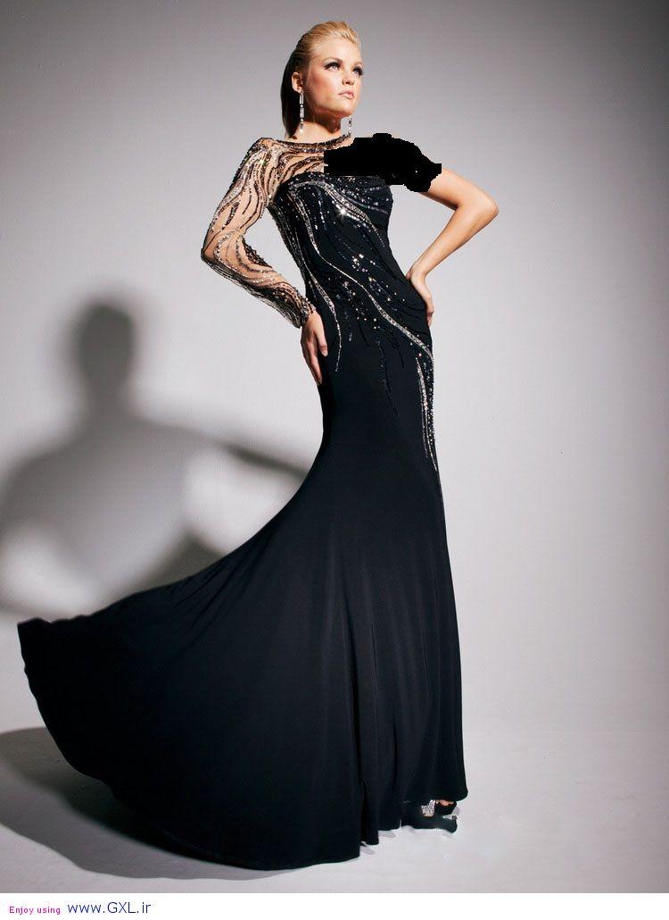 مدل لباس مجلسی , لباس مجلسی شیک
