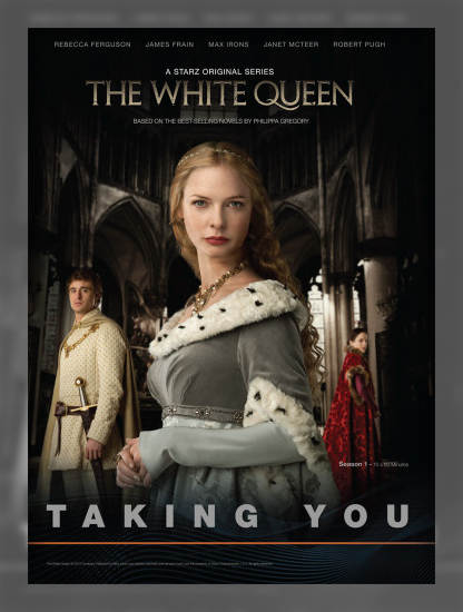 سریال The White Queen فصل اول