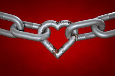 Bilderesultat for زنجیر عشق