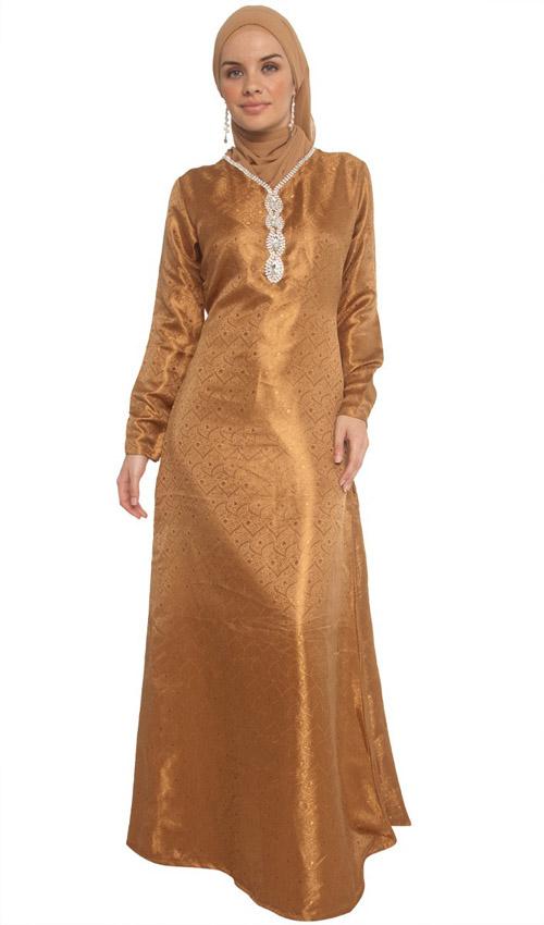 مدل لباس مجلسي پوشيده زنانه 92