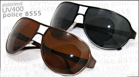 عینک آفتابی پلیس + خرید عینک آفتابی پلیس 8555