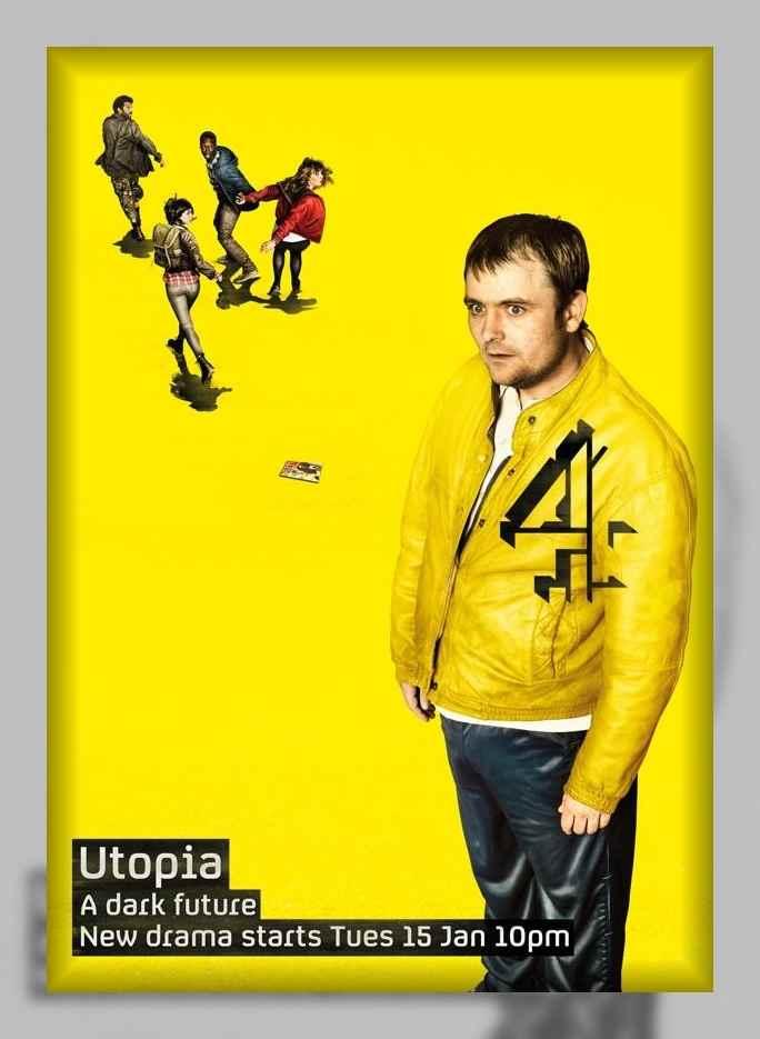 سریال Utopia فصل اول