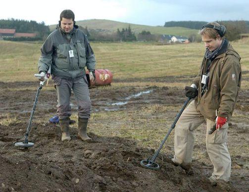 کشف 'گنج وایکینگها' در نروژ