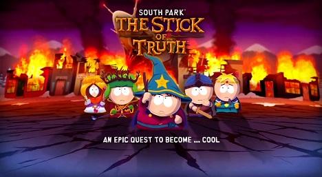 دانلود آپدیت سوم بازی South Park The Stick Of Truth