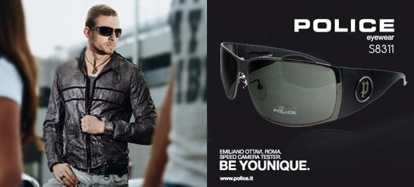 عینک آفتابی پلیس مدل 8311